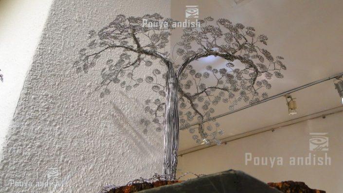 mojasamesazi maftol 19 705x397 - مجسمه سازی با مفتول