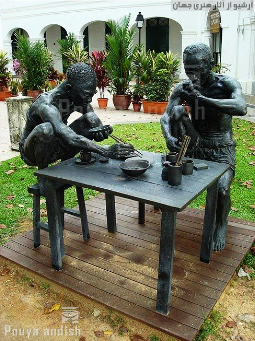 mojasamesazi mayadin 12 - عکس هایی از مجسمه های دنیا