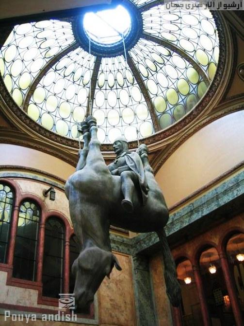 mojasamesazi mayadin 16 - عکس هایی از مجسمه های دنیا