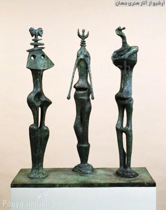 mojasamesazi mayadin 60 - عکس هایی از مجسمه های دنیا