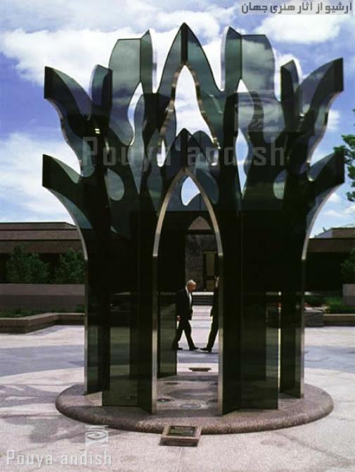 mojasamesazi mayadin 62 - عکس هایی از مجسمه های دنیا