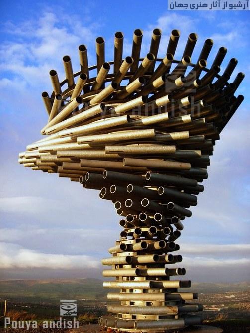mojasamesazi mayadin 7 - عکس هایی از مجسمه های دنیا