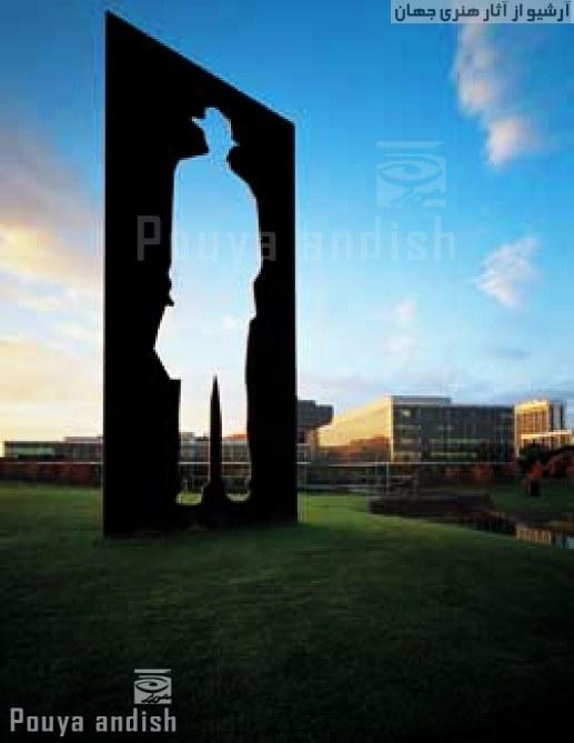 mojasamesazi mayadin 95 - عکس هایی از مجسمه های دنیا
