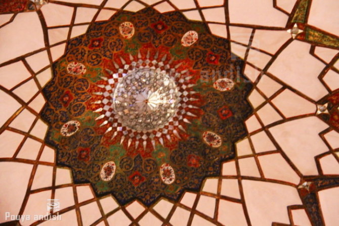 pottery kashan 108 - تور هنرجویان تصویرگران پویا اندیش - کاشان