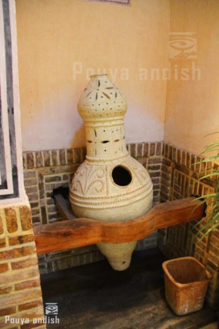 pottery kashan 157 - تور هنرجویان تصویرگران پویا اندیش - کاشان