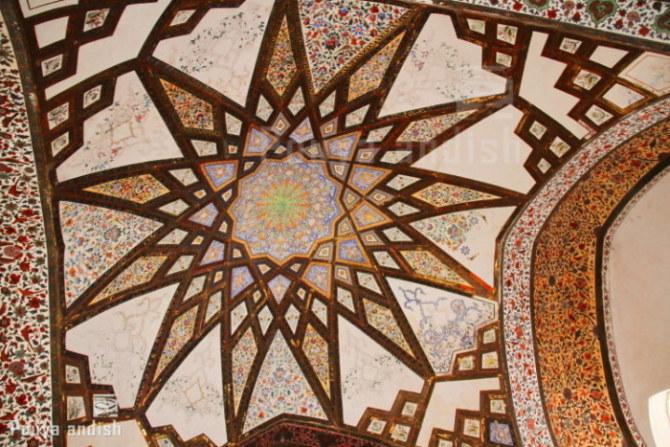 pottery kashan 182 - تور هنرجویان تصویرگران پویا اندیش - کاشان