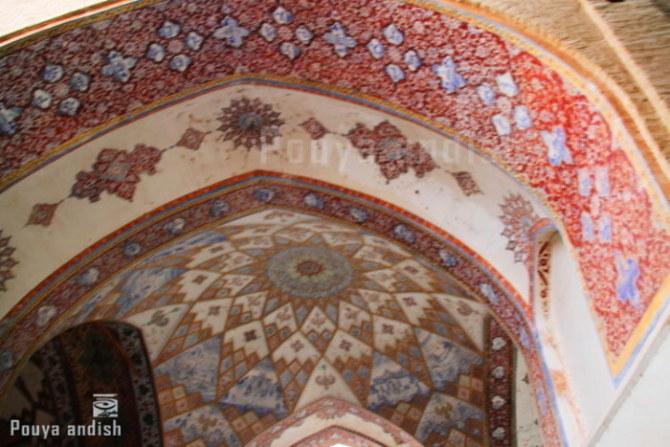 pottery kashan 186 - تور هنرجویان تصویرگران پویا اندیش - کاشان