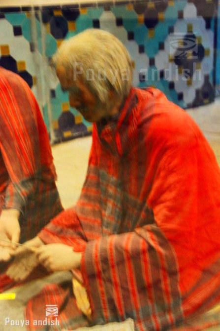 pottery kashan 197 - تور هنرجویان تصویرگران پویا اندیش - کاشان