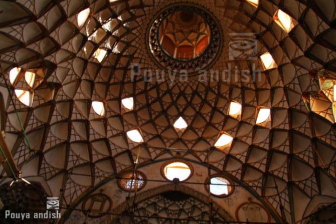 pottery kashan 69 - تور هنرجویان تصویرگران پویا اندیش - کاشان