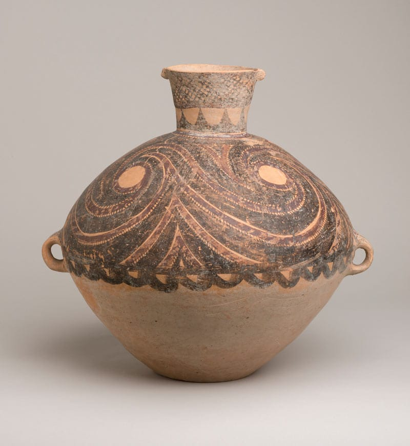 pottery of Medieval age - تاریخچه سفالگری