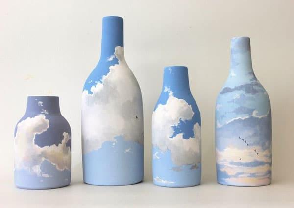 pottery 5 - سفالگری در خانه ، لذت سفالگری را در خانه تجربه کنیم .