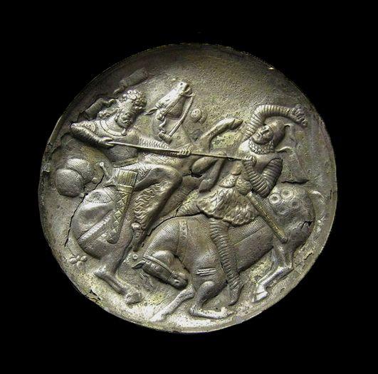 pottery sasanian 11 - سفالگری در ایران ، تاریخچه سفالگری در ایران