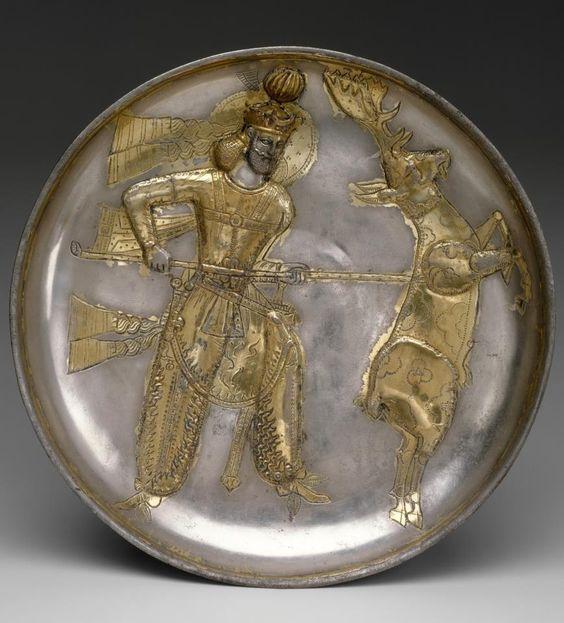 pottery sasanian 13 - سفالگری در ایران ، تاریخچه سفالگری در ایران