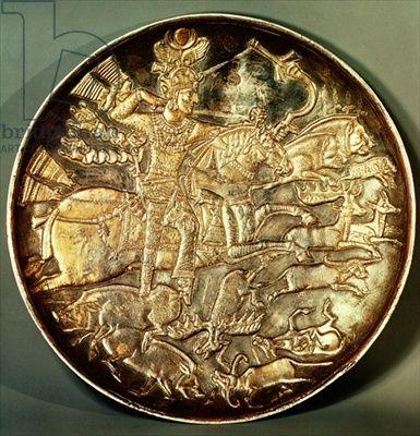 pottery sasanian 14 - سفالگری در ایران ، تاریخچه سفالگری در ایران