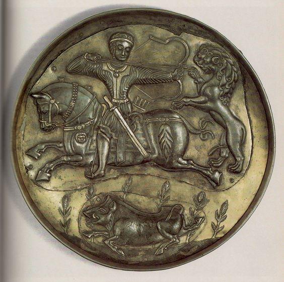pottery sasanian 15 - سفالگری در ایران ، تاریخچه سفالگری در ایران