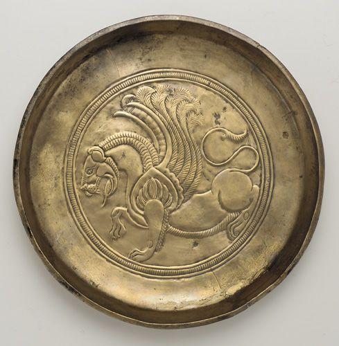 pottery sasanian 17 - سفالگری در ایران ، تاریخچه سفالگری در ایران