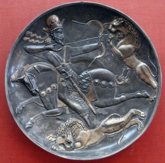 pottery sasanian 18 - سفالگری در ایران ، تاریخچه سفالگری در ایران