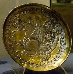 pottery sasanian 20 - سفالگری در ایران ، تاریخچه سفالگری در ایران