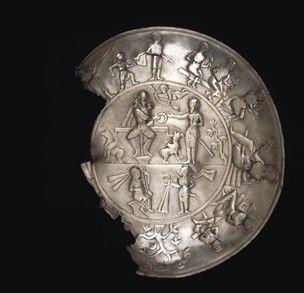 pottery sasanian 21 - سفالگری در ایران ، تاریخچه سفالگری در ایران