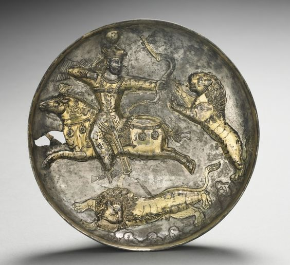 pottery sasanian 4 - سفالگری در ایران ، تاریخچه سفالگری در ایران