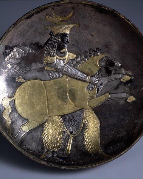 pottery sasanian 7 - سفالگری در ایران ، تاریخچه سفالگری در ایران