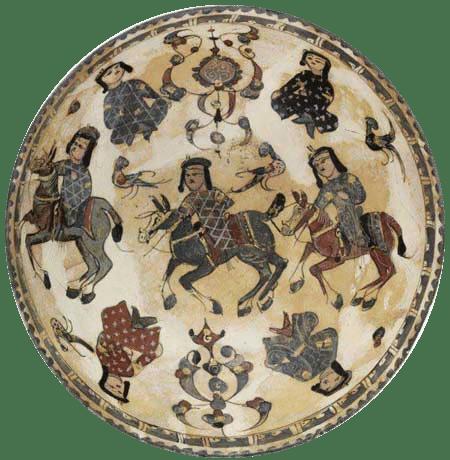 Minai Pottery - تاریخچه سفال مینایی