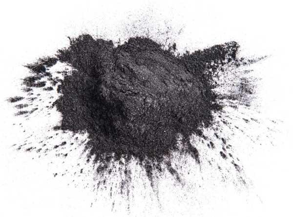 manganese dioxide - رنگ و لعاب سفالگری