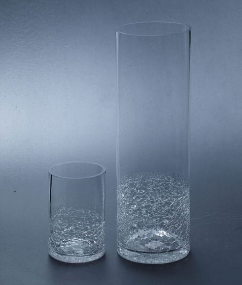 patina Cracked Glass - پتینه کاری روی شیشه