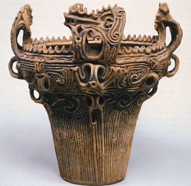 ancient pottery 2 384x375 - سفالگری و تکنولوژی