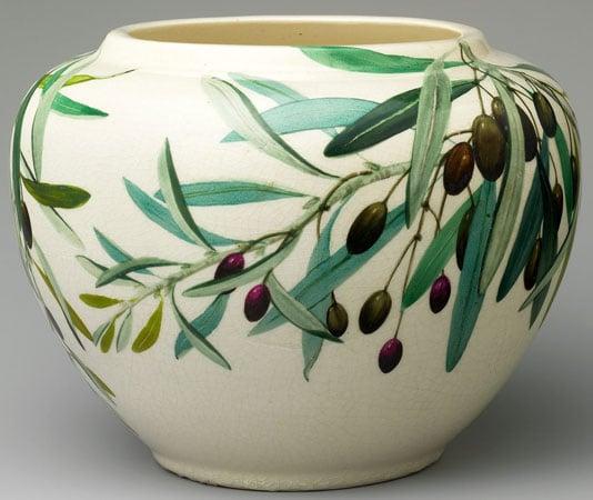 painted pottery - هنرهای مرتبط با سفالگری