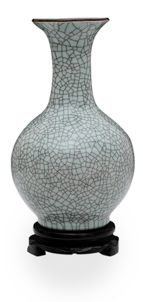 antique vase 1 - ترک خوردگی لعاب