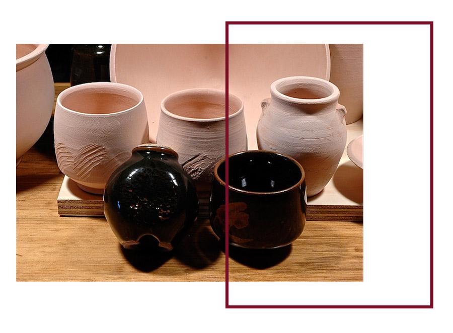 beu pot - لعاب روی سفال ، ترکیب ، استفاده و کاربرد های آن