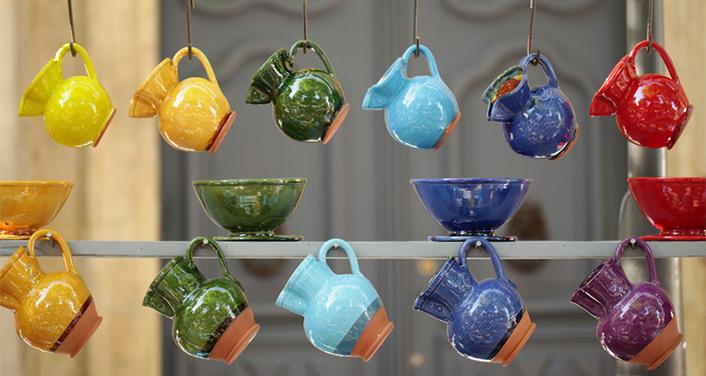 mug glazing - ظرف لعابی
