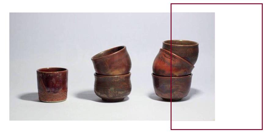 pots 1 - لعاب روی سفال ، ترکیب، استفاده و کاربردها