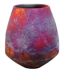 purple pottery 1 - لعاب مات