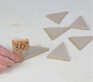 steps 7 12 - کوزه شش ضلعی